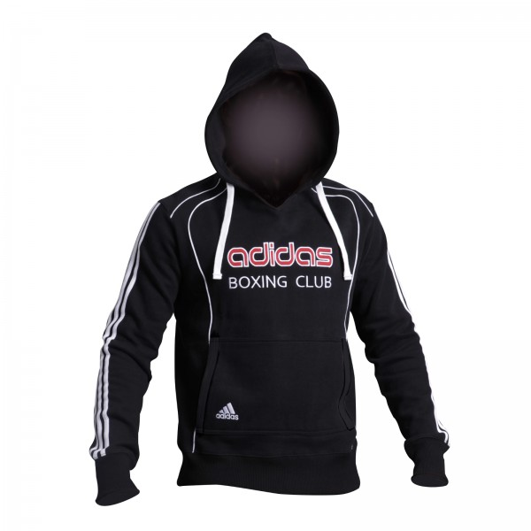 adidas Boxing Club Hoody Sweat Schwarz