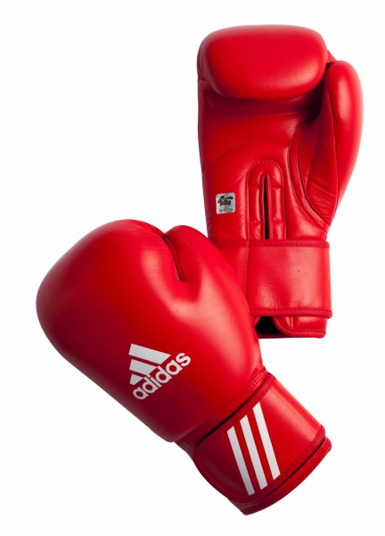adidas boxing gloves AIBA