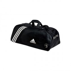 adidas Super sport bag Imported Zipper Detailbild