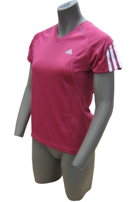 Adidas Response Short-Sleeved Tee Women