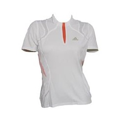 Adidas adiSTAR Short-Sleeved Tee Women, red