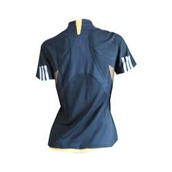 adidas adiSTAR naisten lyhythihainen T-paita Detailbild