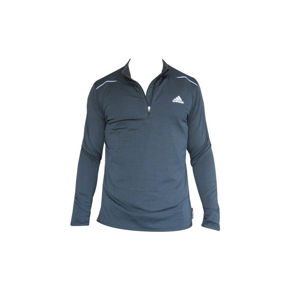 adidas Longsleeved 1/2 Zip Supernova