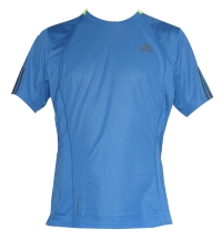 Adidas adiSTAR Short Sleeved Tee Men,white Detailbild