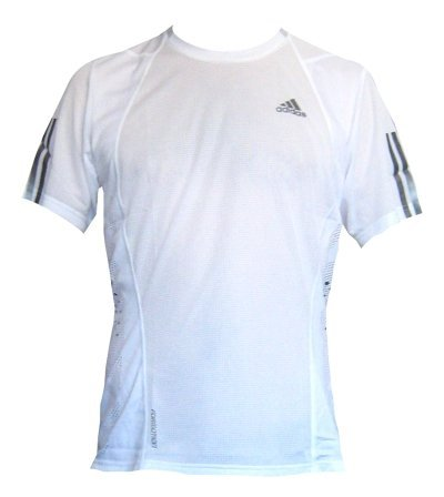 Adidas adiSTAR Short Sleeved Tee Men,white