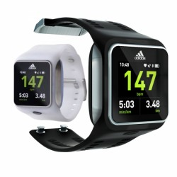 adidas miCoach SMART RUN GPS-Trainingsuhr