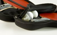 adidas bordtennisveske Thermo Bag Detailbild