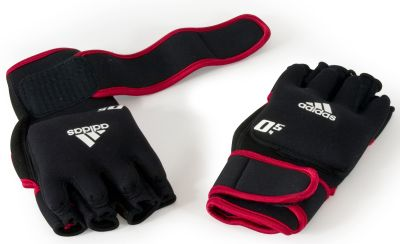 adidas weight gloves 2 x 0,5kg