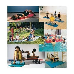 Airex Fitline 180 Training Mat Detailbild