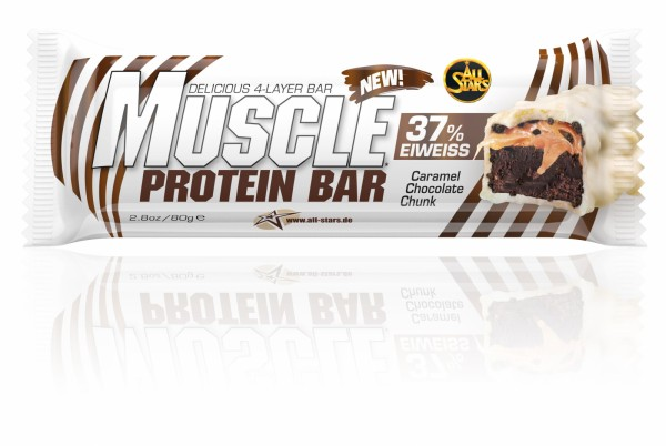 All Stars Muscle Protein Bar valkuaispatukka