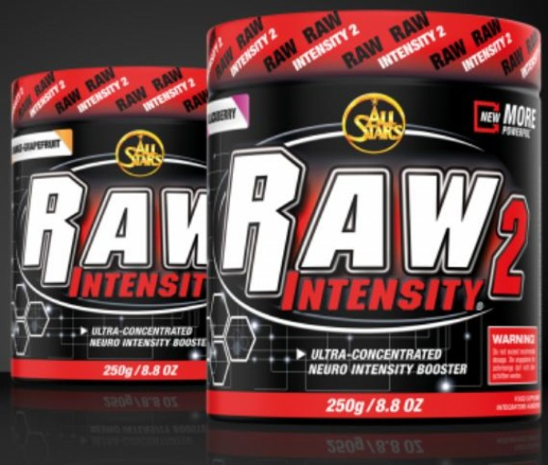 All Stars Trainingsbooster Raw Intensity 2