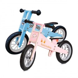 BambinoBike balance bike made of wood Detailbild