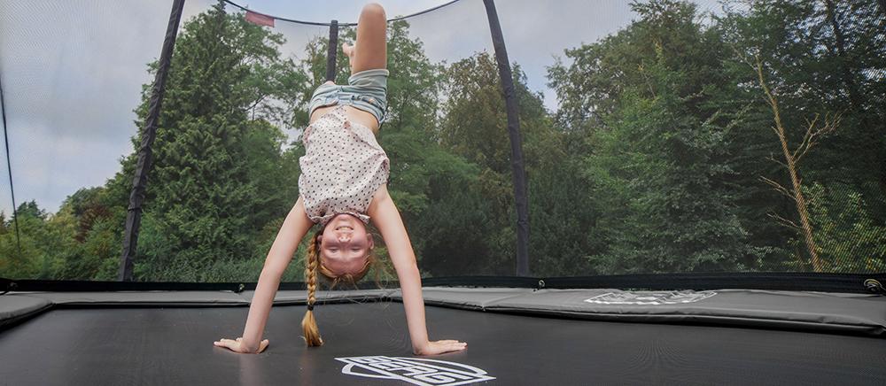 Berg garden trampoline Ultim Champion InGround