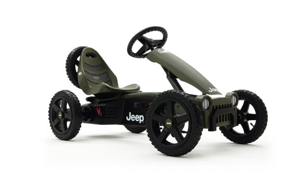 Berg Jeep Adventure - polku-Gokart