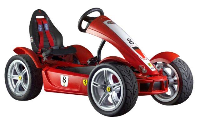 Berg GoKart Ferrari FXX Exclusive