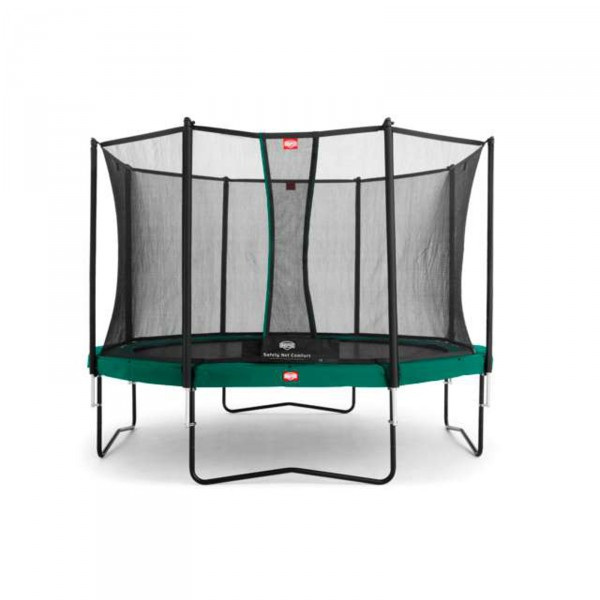 Berg garden trampoline Champion Grey incl. safety net Comfort