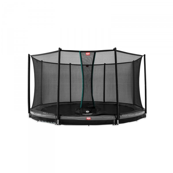 Berg garden trampoline InGround Champion incl. safety net Comfort
