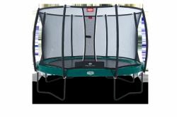 Berg trampoline Elite+ Regular incl. safety net T-Series purchase online now