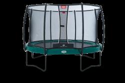 Berg trampoline Elite+ Regular filet de sécurité T-Serie inclus acheter maintenant en ligne