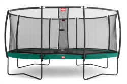 Berg trampoline Grand Champion incl. safety net Deluxe acheter maintenant en ligne