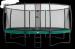 Berg trampoliini Grand Champion sis. Deluxe -turvaverkon Tuotekuva