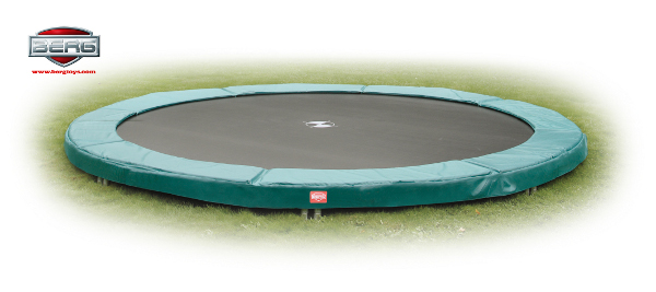 Berg Trampolino InGround Champion (Sport Series)