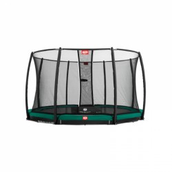 Cama Elástica de Jardín Berg InGround Champion incl. Red de Seguridad Deluxe