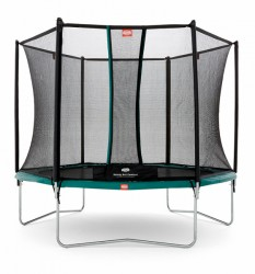 Berg trampoline Talent + safety net Comfort acheter maintenant en ligne