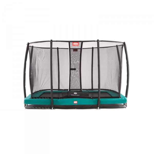 BERG Garden Trampoline Ultim Champion InGround incl. Safety Net Deluxe