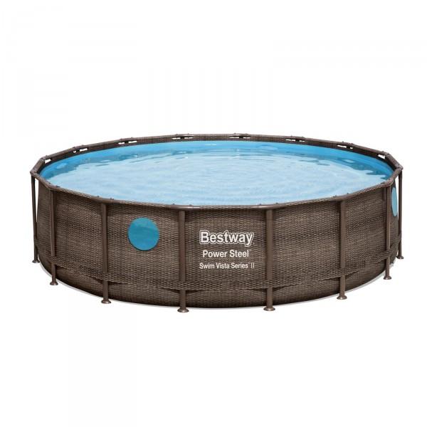 Bestway Power Steel Frame Pool Swim Vista Series Product picture