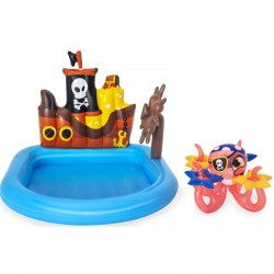 "Bestway ""Ships Ahoi Play Center"" 140 x 130 x 104 cm handla via nätet nu"