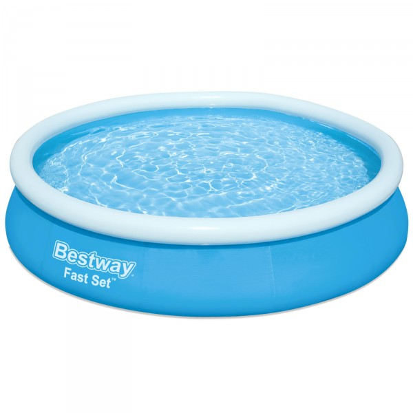 Bestway Fast Set Pool-Set mit Filterpumpe
