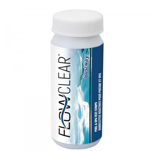 BestWay Flowclear 3-in-1 Teststreifen
