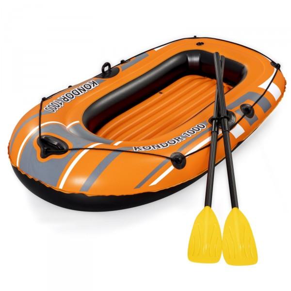 Bestway Schlauchboot-Set Kondor 1000