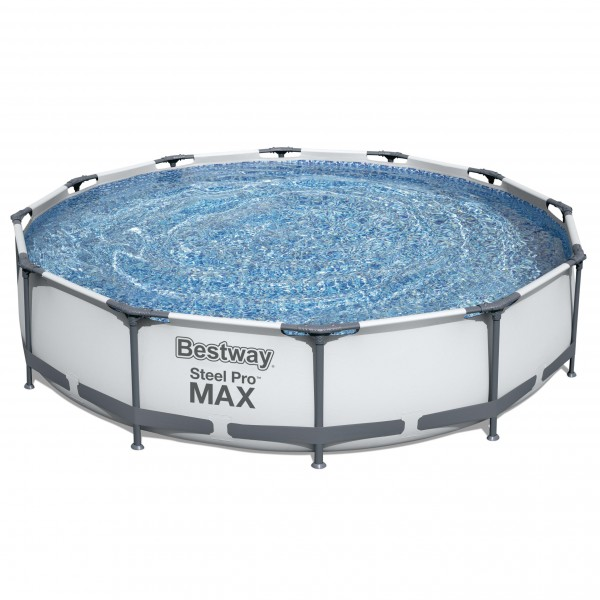 Bestway Steel Pro MAX Frame Pool-Set ohne Leiter Product picture