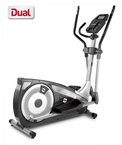 BH Fitness Crosstrainer NLS 18 Dual Plus
