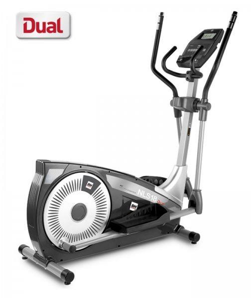 BH Fitness elliptical cross trainer NLS 18 Dual Plus