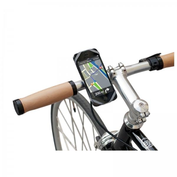Fahrradhalterung FINN inkl. Radfahr-Navi-App (Sport-Tiedje Edition)