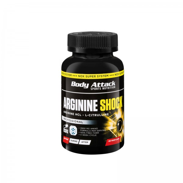 Body Attack Arginin Shock