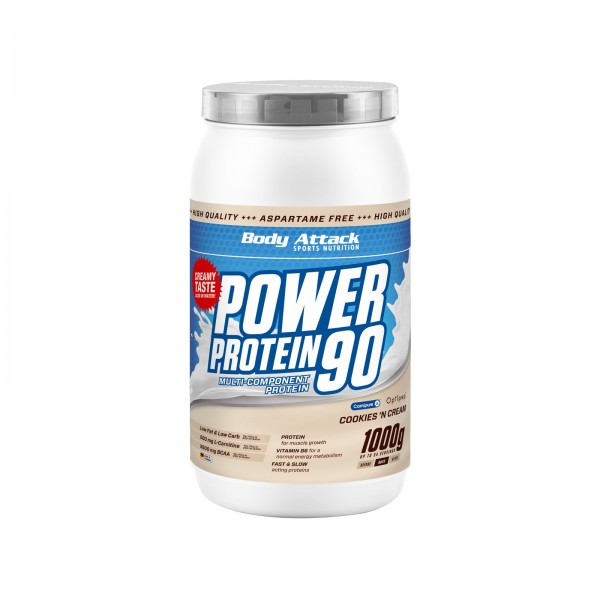 Body Attack Power Protein 90