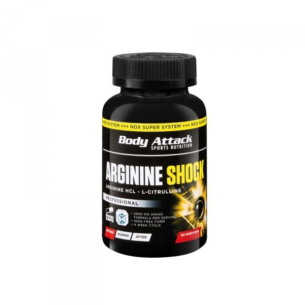 Body Attack Arginine Shock