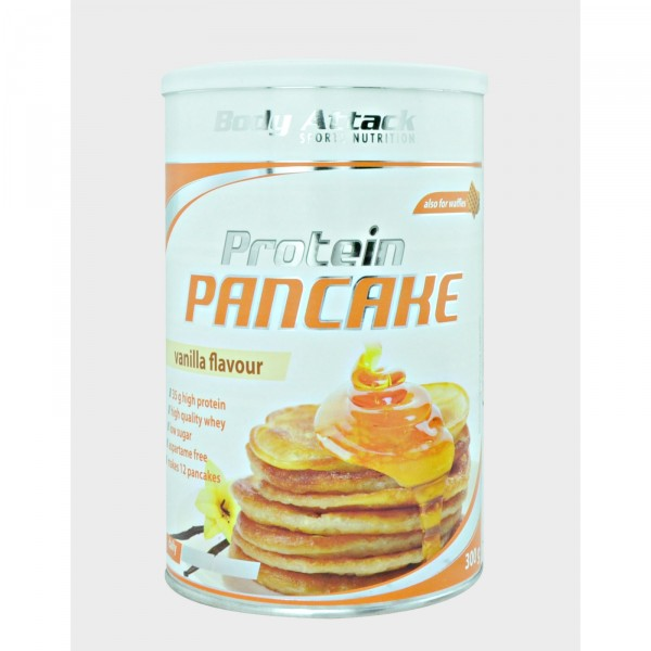Body Attack Protein Pancake
