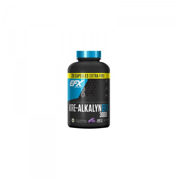 EFX Creatinl Kre-Alkalyn 3000