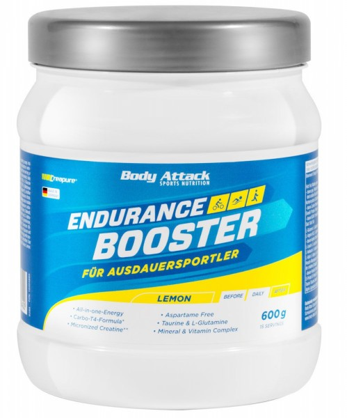 Body Attack Endurance Booster
