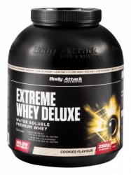 Body Attack Protein Extreme Whey Deluxe purchase online now