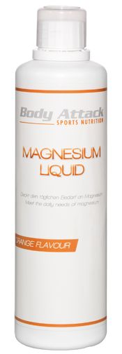 Body Attack Magnesium Liquid