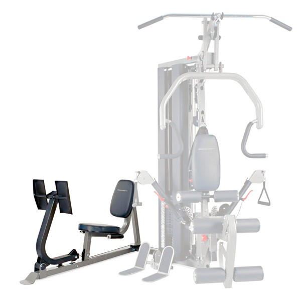 BodyCraft Benpress till Fitness-Station GX