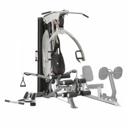 BodyCraft multi-gym Elite Satin White