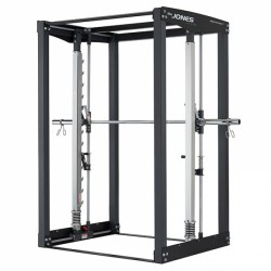 BodyCraft Squat Rack 3D Smith The Jones Commercial jetzt online kaufen