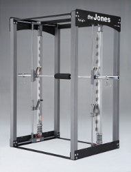 BodyCraft Squat Rack 3D Smith The Jones Commercial
